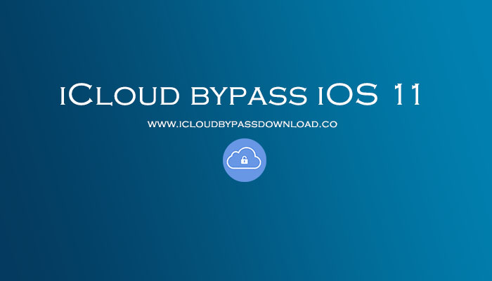 iCloud Bypass iOS 11